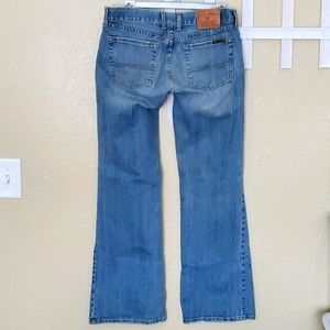 Lucky Brand Flare Jeans Size 8